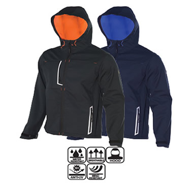 K8112 Mason Softshell Jacket