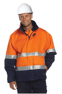 Hi-Vis Cotton Jackets