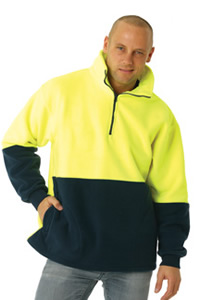 Hi-Vis Polar Fleece & Softshell