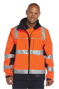 Hi-Vis Waterproof Jackets & Pants